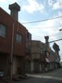 [鉄道][風景]☆174:姫路モノレール遺構(山陽電鉄高架東側・虚空を支え続ける橋桁)
