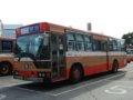 [バス]☆175:神姫バス・三菱エアロスターワンステップ(KC-MP217M改)姫路駅前