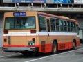 [バス]☆177:神姫バス・三菱エアロスターワンステップ(KC-MP217M改)姫路駅前