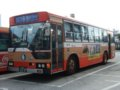 [バス]☆179:神姫バス・三菱エアロスター(U-MP218M)姫路駅前