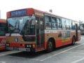 [バス]☆180:神姫バス・三菱エアロスター(U-MP218M)1024pix版/姫路駅前