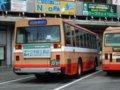 [バス]☆181:神姫バス・三菱エアロスター(U-MP218M)姫路駅前