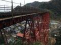 [餘部][鉄道][風景]餘部探訪(49)余部鉄橋橋脚080113