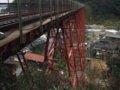 [餘部][鉄道][風景]餘部探訪(50)余部鉄橋橋脚080113