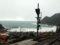 餘部探訪(58)餘部駅信号機と冬の日本海080113