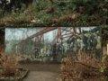 [餘部][鉄道][風景][駅]餘部探訪(66)餘部駅建設時の風景壁画/餘部駅080113