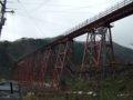 [餘部][鉄道][風景]餘部探訪(69)余部鉄橋橋脚080113