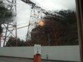 [餘部][鉄道][風景]餘部探訪(70)橋の下の喫茶店から…余部鉄橋橋脚080113