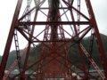 [餘部][鉄道][風景]餘部探訪(86)余部鉄橋橋脚-橋脚直下から080113