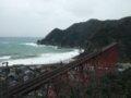 [餘部][鉄道][風景]餘部探訪(89)余部鉄橋-「お立ち台」から080113