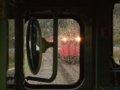 [鉄道][風景][駅][キハ40系][貫通幌]餘部探訪(108)対向列車177D(キハ47-1012等2両)到着/鎧駅080113