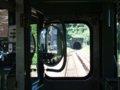 [鉄道][キハ40系][風景]餘部探訪(132)171D車窓・鎧駅到着090814