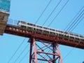 [鉄道][風景]餘部探訪(161)余部鉄橋・はまかぜ1号通過中090814