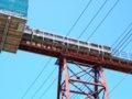 [鉄道][風景]餘部探訪(162)余部鉄橋・はまかぜ1号通過中090814
