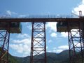 [鉄道][風景]餘部探訪(165)余部鉄橋・直下の海岸から090814