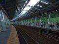 [鉄道][風景][駅]★080:台鐡汐科站(基隆方面)100618 18:12頃