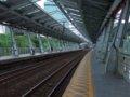 [鉄道][風景][駅]★081:台鐡汐科站(台北方面)100618 18:12頃