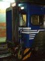 [鉄道][台鐵EMU500][貫通幌]★157:區間車2780次(七堵→基隆)EMC512前頭部/七堵100618