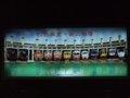[鉄道][駅]★200:台北車站・壁面広告(彰化扇形車両庫/台鐵歴代車両ラインナップ)