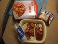 [Misc.]★201:今日の夕食-マーボ丼とエビ天おむすび(セブンイレブン)
