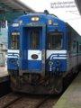 [鉄道][台鐵EMU400][貫通幌]★230:區間車2155次(基隆-楊梅)EMC401/八堵100619