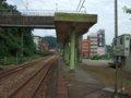 [鉄道][風景][駅]★236:台鐵宜蘭線・暖暖車站-八堵方面100619