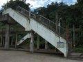 [鉄道][風景][駅]★240:台鐵宜蘭線・暖暖車站-駅入口から跨線橋100619