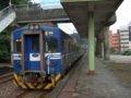 [鉄道][台鐵EMU500][貫通幌]★259:台鐵EMU513+506編成(試運転?)瑞芳側EMC513/暖暖通過8:54頃