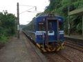 [鉄道][台鐵EMU500][貫通幌]★260:台鐵EMU506+513編成(試運転?)八堵側EMC506/暖暖通過8:54頃