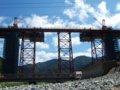 [鉄道][風景]餘部探訪(177)余部鉄橋・直下の海岸から090814