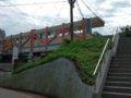 [鉄道][風景][駅]★270:宜蘭線・暖暖車站入口100619