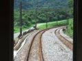 [鉄道][台鐵DR1000][風景]★275:區間車3211次(八堵→菁桐:DR1029)車窓/瑞芳-侯硐間100619