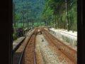 [鉄道][台鐵DR1000][風景]★283:區間車3211次(DR1029)車窓/三貂嶺から宜蘭・平渓線分岐方向