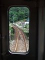 [鉄道][台鐵DR1000][風景]★303:區間車3211次(DR1029)/嶺腳到着、次は平渓