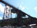 [鉄道][風景]餘部探訪(222)余部鉄橋・直下の海岸から090814