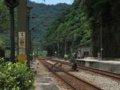 [鉄道][風景][駅]★357:宜蘭線・三貂嶺車站-福隆方面100619