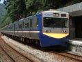 [鉄道][台鐵EMU700]★362:EMU700形試運転列車?(EMU713+712編成)/三貂嶺通過 11:10頃