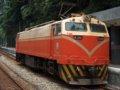 [鉄道][台鐵EL]★385:水泥列車後補機E326折り返し準備中/三貂嶺100619