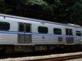 [鉄道][台鐵EMU600]★388:區間車2714次(蘇澳-樹林)福隆側EM614側面/三貂嶺12:04