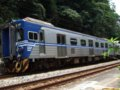 [鉄道][台鐵EMU600][貫通幌]★392:區間車2714次(蘇澳-樹林)福隆側EM614/三貂嶺12:04