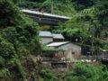 [鉄道][風景]★405:宜蘭線第三基隆河橋から-基隆河対岸100619
