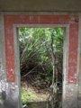 [風景]★409:宜蘭線・三貂嶺車站-福隆方面ホーム裏の廃屋100619