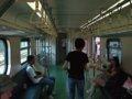 [鉄道][台鐵EMU600]★418:區間車2713次(樹林-宜蘭)EMU607編成(ET607車内)/福隆停車中