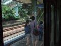 [鉄道][風景][駅]★428:區間車2713次(樹林-宜蘭)車窓/大里到着100619