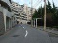 [風景][バス]神戸市バス36系統・神大文理農学部前バス停100227