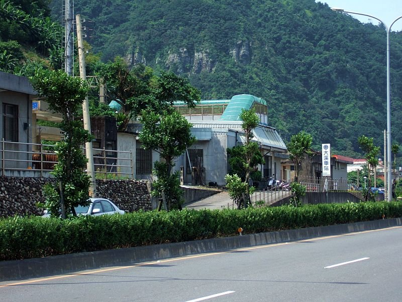 ★473:大溪車站/台2線亀山方面から100619