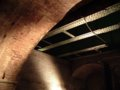 [風景][鉄道][駅][交通博物館]★旧万世橋駅遺構特別公開(橋桁下見学中)/交通博物館060223