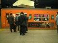 [鉄道][201系]☆豊田電車区201系T20編成10連(Tc201-24側面)/東京駅06.10.12