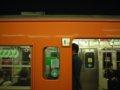 [鉄道][201系]☆豊田電車区201系H7編成(Tc201-69号車札)/東京駅06.10.12