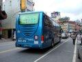 [風景][バス]★516:首都客運・SCANIA製バス(リアビュー)/礁渓站100619